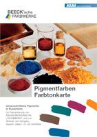 Pigments pour artistes Aglaïa