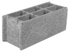 Les blocs en béton et parpaings