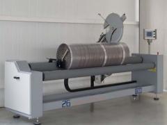 Roll cutting machine Oteman