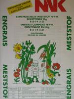 Engrais minéraux pelouse. MVK : 8-5-14 ( 3 )