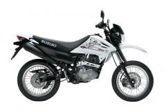 Motos Suzuki Adventure DR125SM