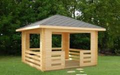 Pavillons de jardin