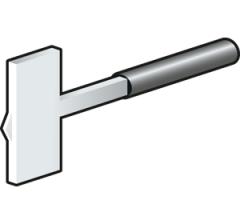 Mèche pour encastrement boîtier électrique