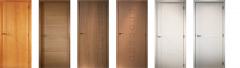 Portes intérieures en verre accueillantes Design