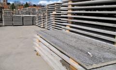Les prédalles en beton
