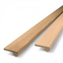 Profilés en bois