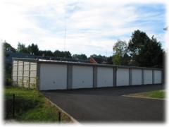 Garage préfabriqué 540X295X200