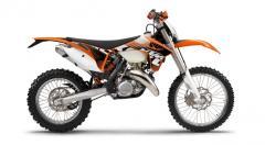 Moto KTM Enduro 125 exc
