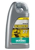 D'huile à moteur Motorex pour les scooters 2t