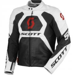 Blouson Scott Track Leather