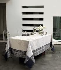 Les nappages  Mazerine decor