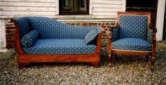 Les sièges et petits mobiliers de style