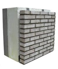 Materiales de construcción de pared