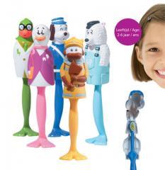 Brosse à dents pour enfants Miradent Kid's