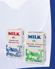 Milk long-term storage