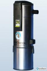 Central Vacuum Cleaning Systems (built-in vacuum