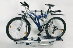 Fäster för att transportera cyklar