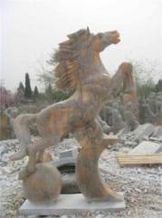 Sculpture jardin, parc
