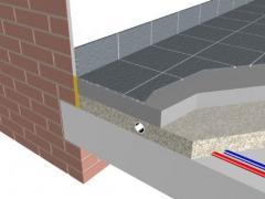 Light insulating mortars Isobet and Styrobet
