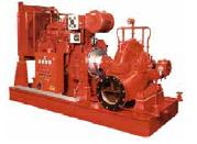 Axially-split Single -stage Pump
