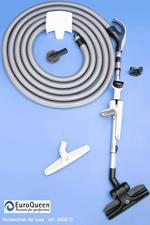 Fittings and accessories for vacuum cleaners
