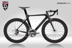 Bike Drone CF-1