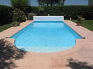 Les piscines béton