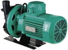 Pompe à moteur ventilé monobloc Wilo-BAC