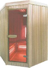 Сabine à chaleur infra-rouge RedLine