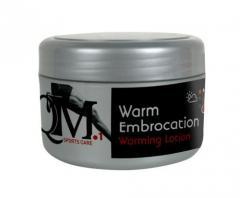Lotion QMsportscare Warm embrocation
