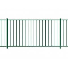 La clôture à barreaux Gardia