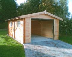 La garage simple