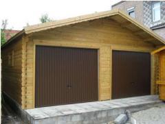 Garages doubles
