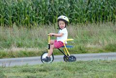Vélos pour enfants avec trois roues