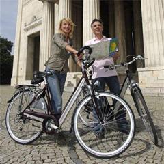 Vélo électrique Koga