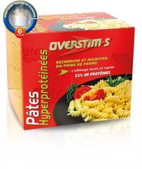 Pâtes Overstims hyperprotéinées