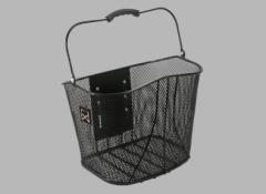 Metal front basket Willex