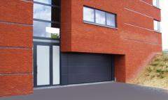 Les portes de garage sectionnelles