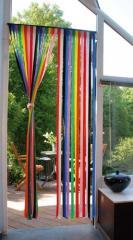 Rideau de porte décoratif