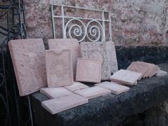Copies de materiaux anciens