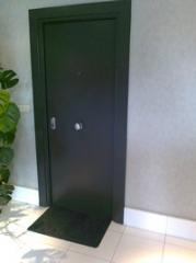 Portes blindées standard a cylindre sur mesure