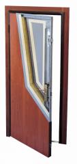 Porte  palière  (appartements) Fichet G371