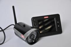 Caméras de surveillance vidéo