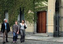 Portes blindées extérieures pour maisons