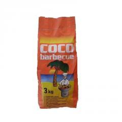 Briquette de coco