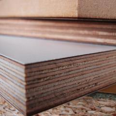 Surface glued panels