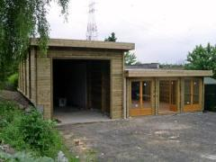 Garages préfabriqués