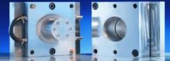 Molds made of aluminum alloys