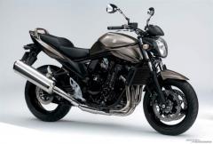 Moto de ville Suzuki GSF 1250 S Bandit