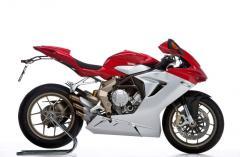 Moto sportbike MV Agusta F3 675